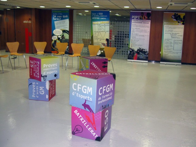 Ajuntament de Barcelona. Direcció del Programa de Joventut