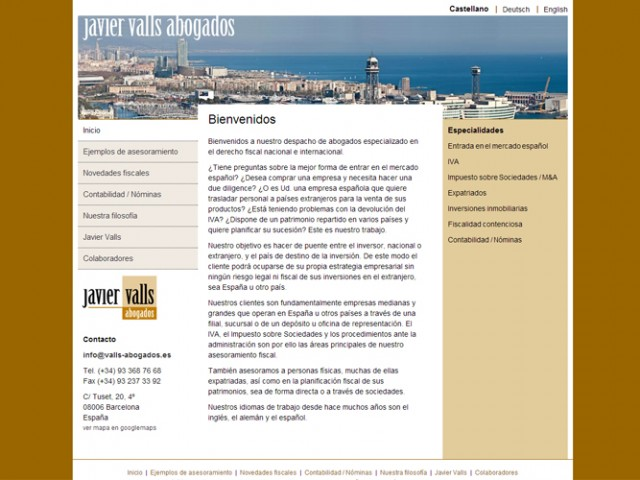 Javier Valls Abogados