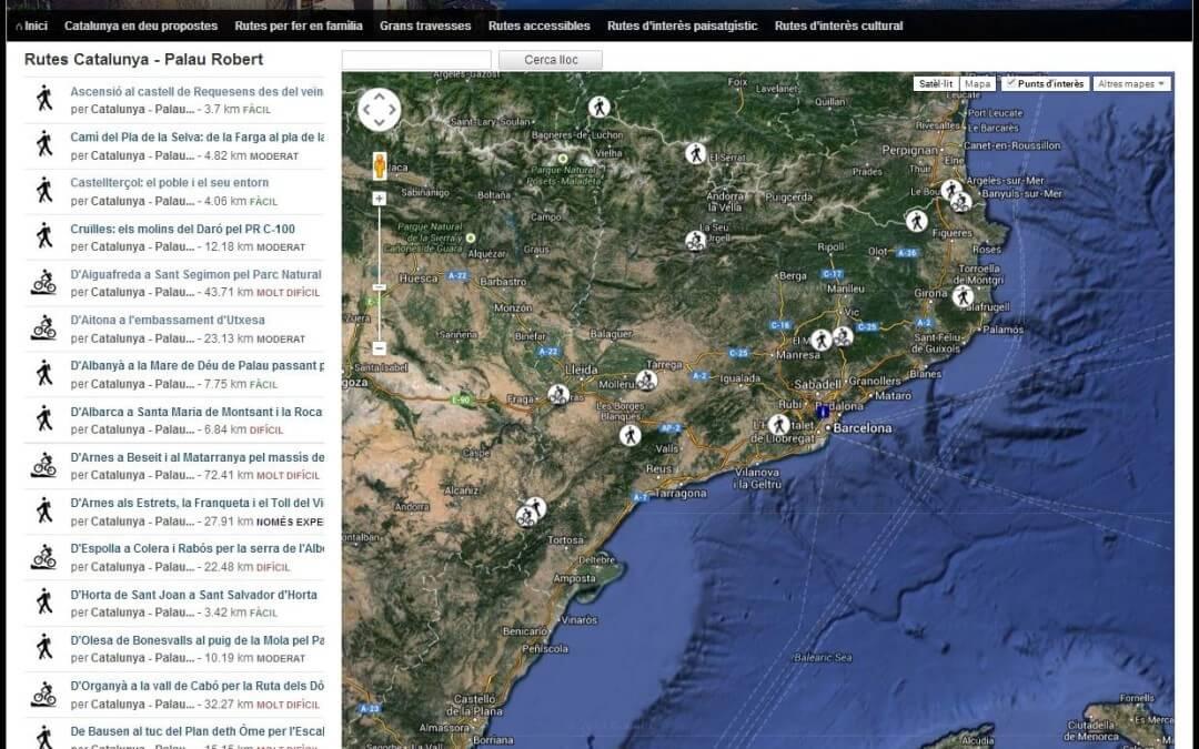 Nova normativa per al Wikiloc de la Generalitat de Catalunya