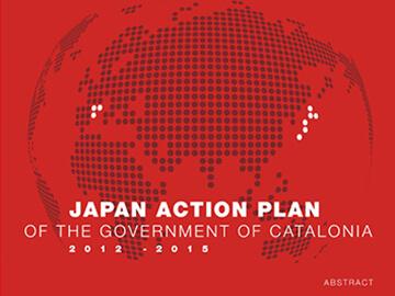 Maquetación del Pla Japó en inglés