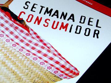 Dípticos para la Semana del Consumidor
