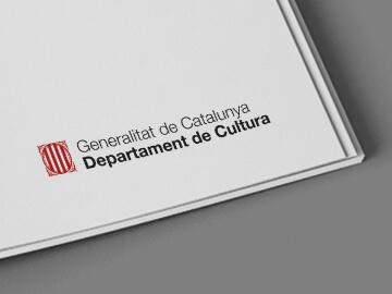Adaptació de diversos manuals d'imatge gràfica per al Departament de Cultura