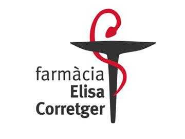 Nova imatge gràfica per a la farmàcia d'Elisa Corretger