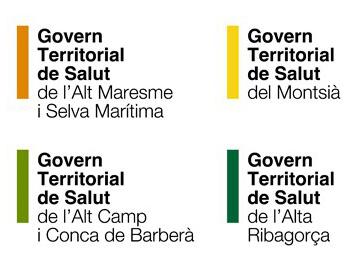 Nova imatge gràfica pels 37 governs territorials de Salut