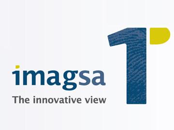 Disseny d'elements de senyalització per a una fira d'IMAGSA