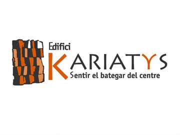 Nueva imagen gráfica para la promoción de pisos Kariatys