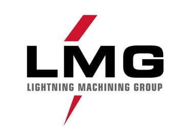 Nueva imagen gráfica de Lightning Machining Group