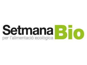 Setmana Bio: imagen gráfica y material gráfico