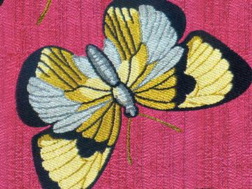 Colección de pañuelos con mariposas