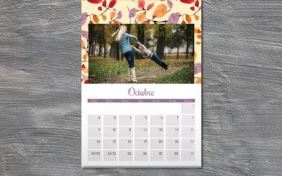 Per Nadal, regala calendaris personalitzats en català