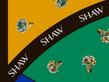 Col·lecció de mocadors Joieria SHAW