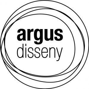 logotip Argus Disseny